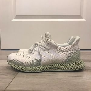 adidas Futurecraft 4D White Ash Green (FF) NO BOX